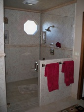 vacaville shower door and glass