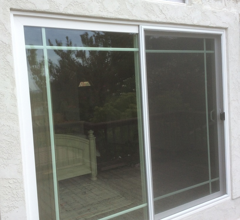 replacement windows in a Vacaville home